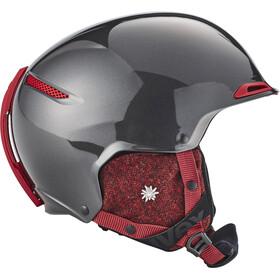 UVEX Jakk+ Helm rood/zwart